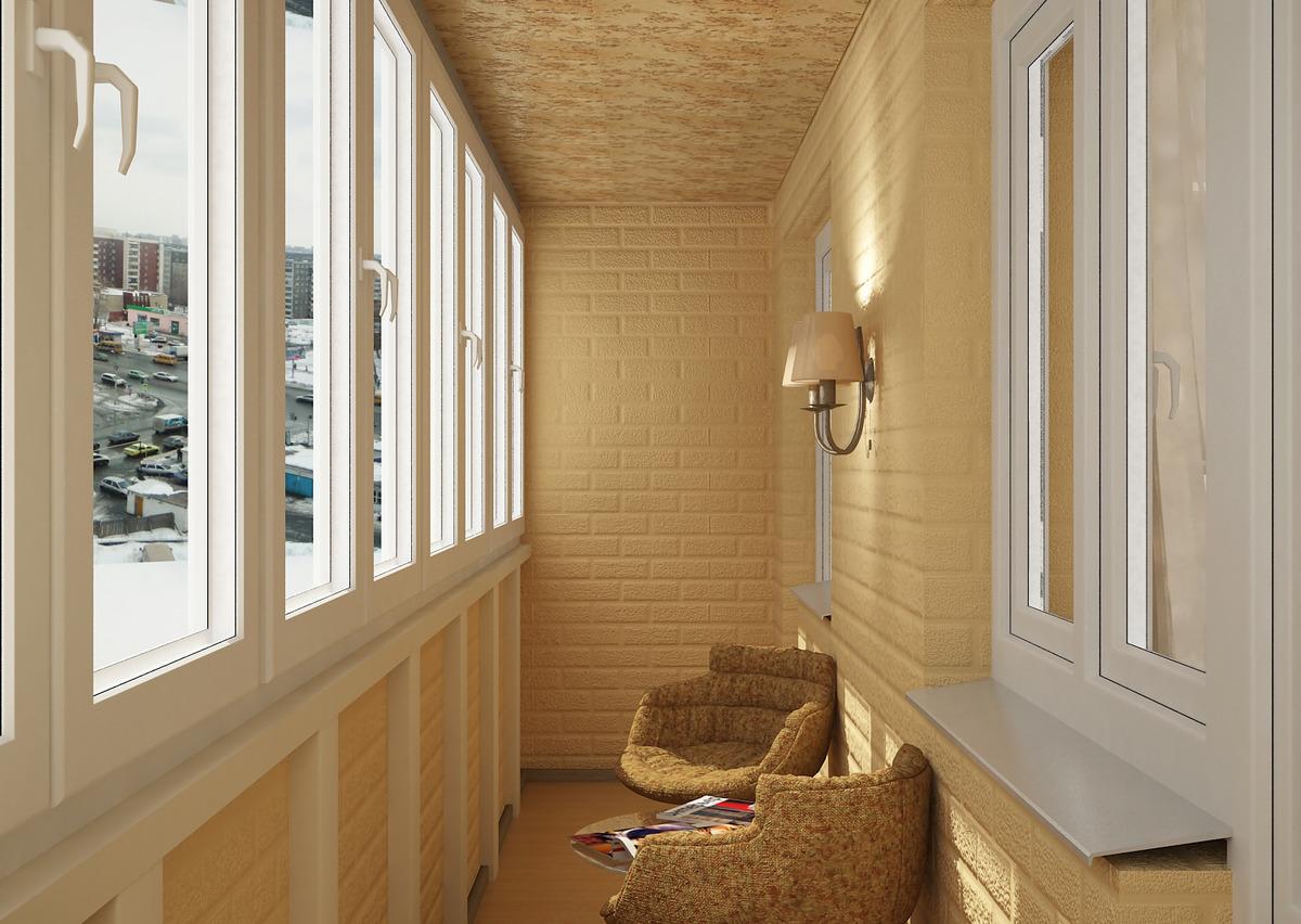 Ремонт на балконе своими руками фото варианты отделки 25