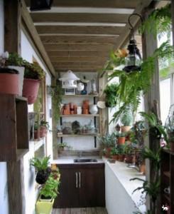 Фото: Стиль кантри - для любителей простоты и уюта
