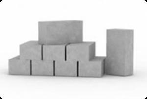 Фото: Пеноблоки - устойчивый и прочный материал