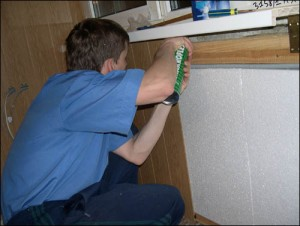 Утепление балкона П-44Т — особенности, преимущества и выбор материалов