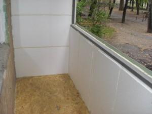 Как утеплить балкон своими руками: подробности и тонкости монтажа